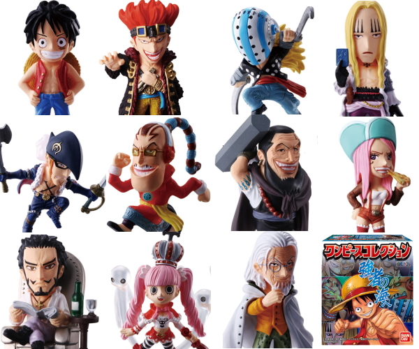 bonney one piece. One Piece Collection